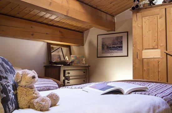 Montagnettes, Le Chalet du Vallon: Chambre simple