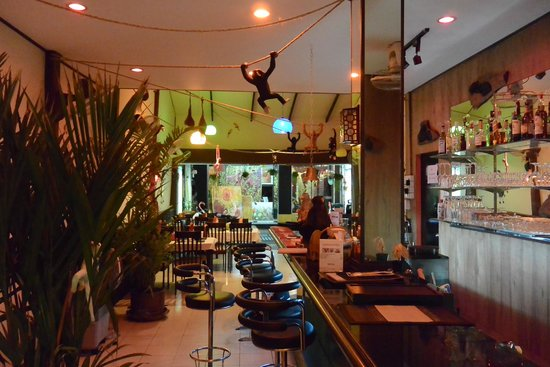 "Jungle Cafe : ""Le Piemento"" transformé en ""Jungle Café"" sympha !"