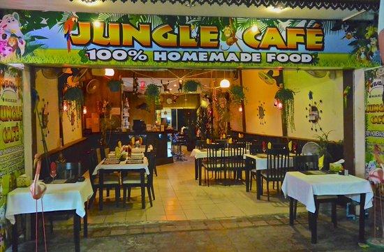 """Jungle Cafe: """"Le Piemento"""" transformé en """"Jungle Café"""" sympha !"""