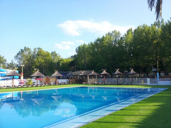 Piscine picture of camping soleil sud argeles sur mer for Camping boulogne sur mer avec piscine
