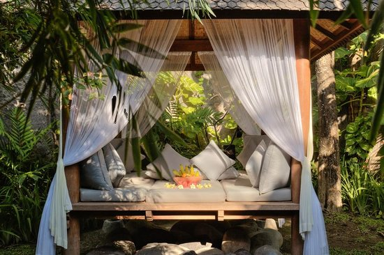 Kampung Kecil: A nice place to read or relax