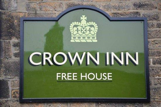 Addingham, UK: the crown
