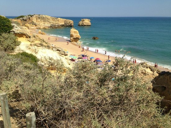 São Rafael Suites: Beautiful beach.