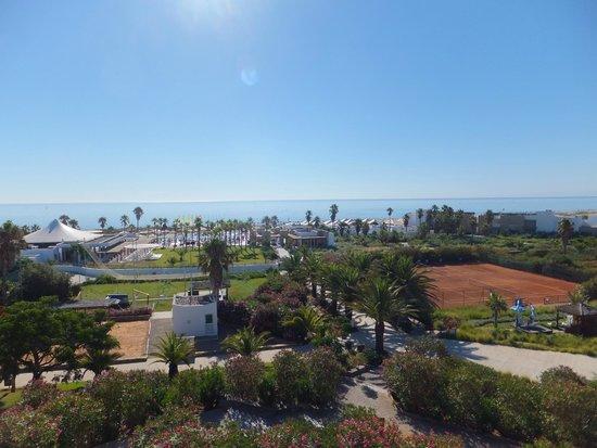 Club Med Yasmina : Vue d'ensemble du village