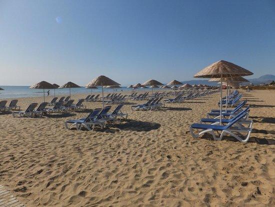 Club Med Yasmina : Vue plage