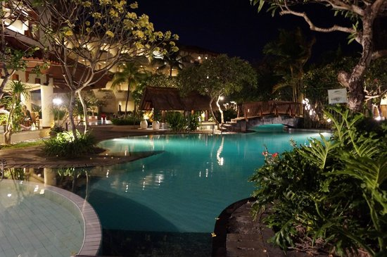 Grand Mirage Resort and Thalasso Bali: Grand Mirage Resort July 2014