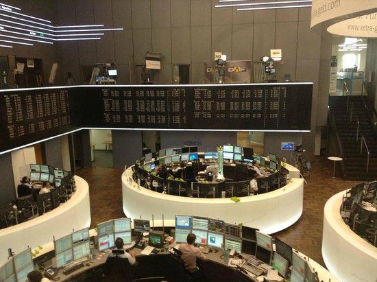 Stock Exchange (Borse) : Bourse