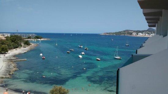 AxelBeach Ibiza: Vistas desde la habitación