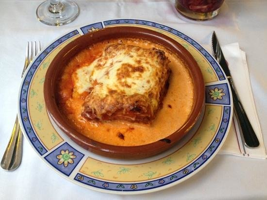 Pizzeria Don Giovanni: i can certainly recomend the lasagne