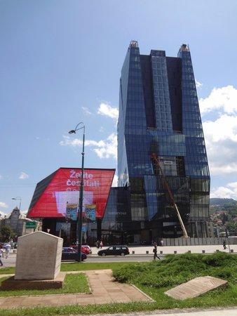 سراييفو, البوسنة والهرسك: Sarajevo City Center