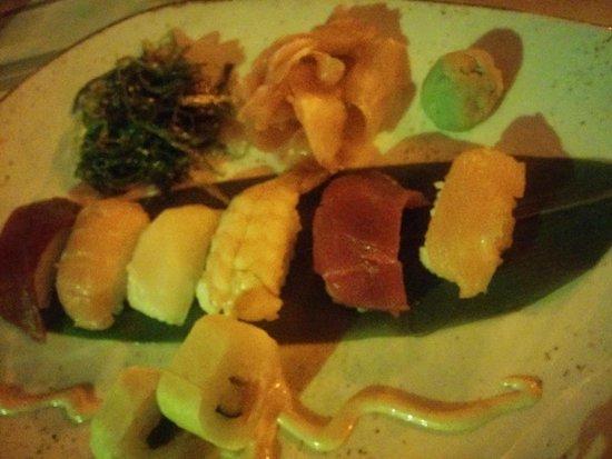 Trocadero Arena: Sushi