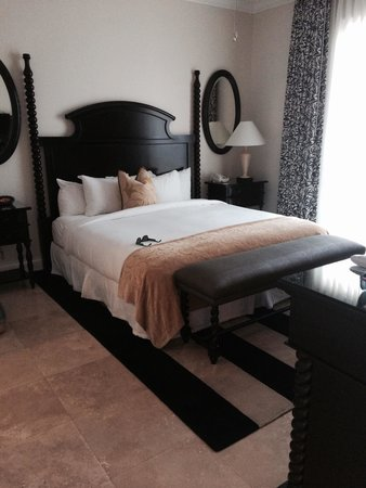 Key West Marriott Beachside Hotel: Chambre principale