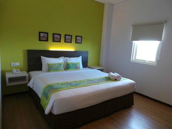 Arianz Hotel: room