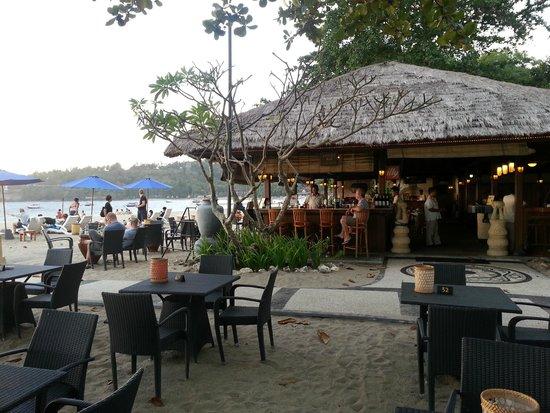 Kila Senggigi Beach Lombok Hy Hour Hotel Restaurant