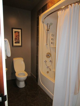 Solara Resort & Spa - Bellstar Hotels & Resorts: fancy 6-jet massage shower