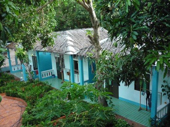 Sunny Resort Phu Quoc: Бунгало