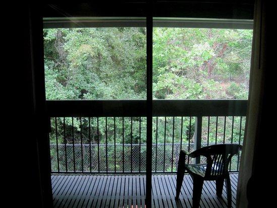 BEST WESTERN Miner's Inn: Creekside View Upstairs