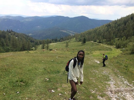 My teens loved it! - Picture of Trekking Austria - Guided Mountain ...