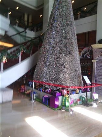 Grand Clarion Hotel & Convention Makassar: Christmas Tree at Clarion & Convention Makassar