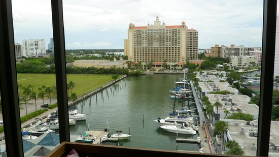 Hyatt Regency Sarasota: View from room
