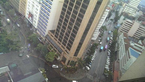 Hilton Nairobi : City View