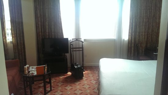 Hilton Nairobi : Executive Room