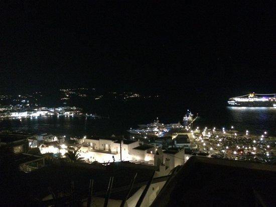 Marina View : #mykonos
