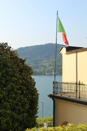 Villa La Mirabella: View from a standard room