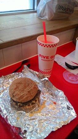 Five Guys: Burger Heaven
