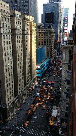 The Manhattan at Times Square Hotel : La 7th !
