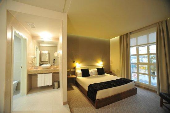 San Antonio de Benageber, Hiszpania: Habitación hotel