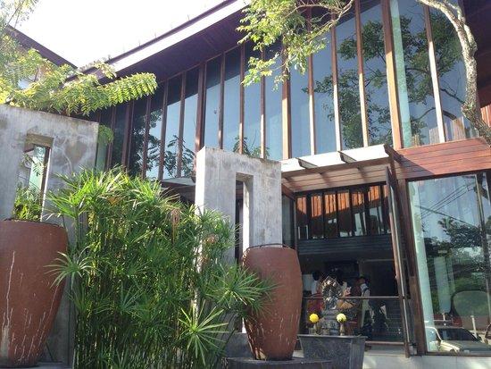 Pakasai Resort: Main lobby