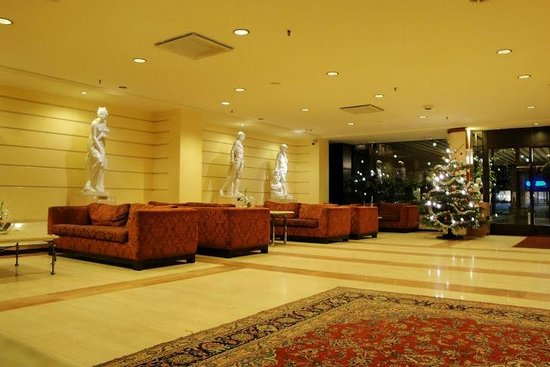 Scandic Sergel Plaza : Lobby
