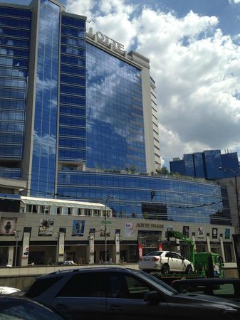 Lotte Hotel Moscow: Hotel exterior view