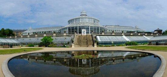 Botanical Gardens (Botanisk Have) : Green houses