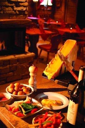 Fondue-Raclette Stubli La Grotta
