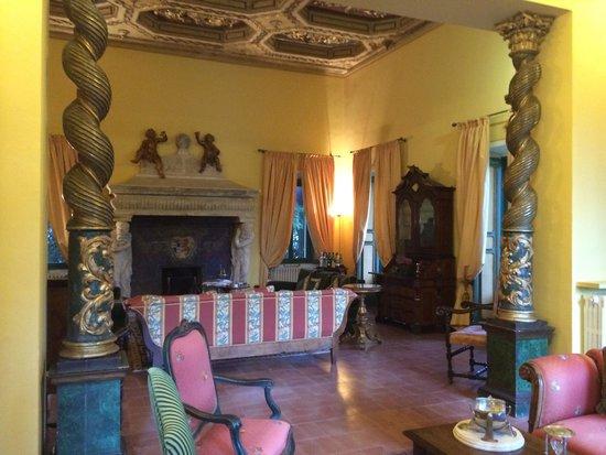 Villa Milani - Residenza d'epoca: Living
