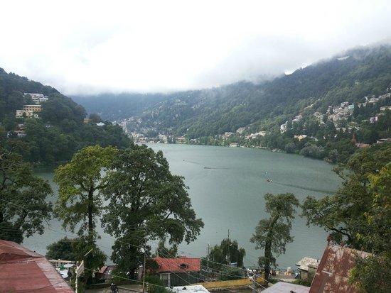 Hotel Himalaya: View from Balcony