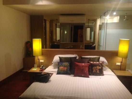 Pakasai Resort: Guest room