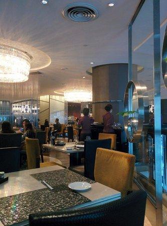 InterContinental Bangkok: 朝食食べた