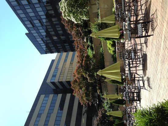 Holiday Inn Washington - Capitol: Outdoor area
