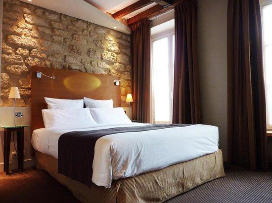 Select Hotel: habitacion