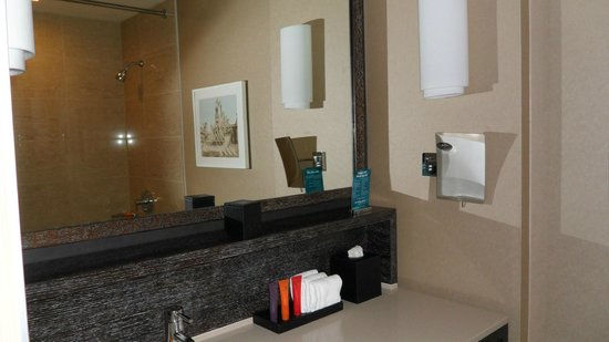Kimpton Hotel Palomar Chicago: Bathroom
