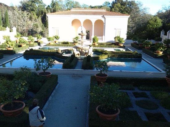 Hamilton Gardens: Italian garden