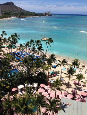 The Royal Hawaiian, a Luxury Collection Resort: 何度みても飽きません