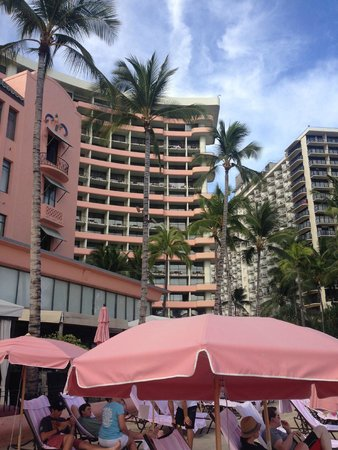 The Royal Hawaiian, a Luxury Collection Resort: タワー