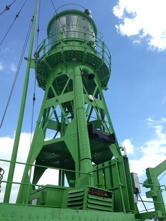Trinity's At The Lightship: The Light Tower