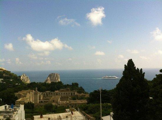 La Residenza Capri: Certosa e Faraglioni