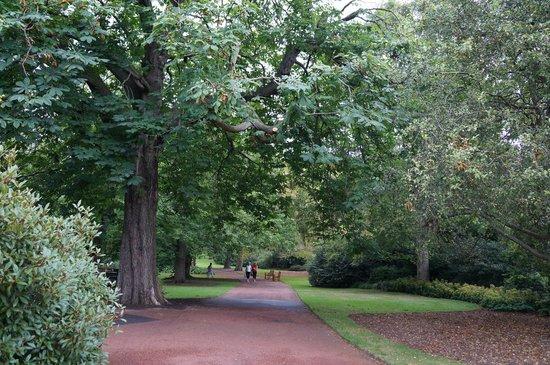 Royal Botanic Garden Edinburgh: Royal botanical Garden