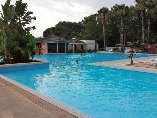Hotel Solara: la piscina